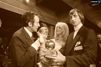 كرويف الكرة الذهبية 1973