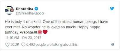 shraddha-kapoor-wishes-Saaho-star-Birthday