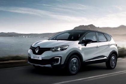 Renault Captur 2018 Review, Specification, and Price