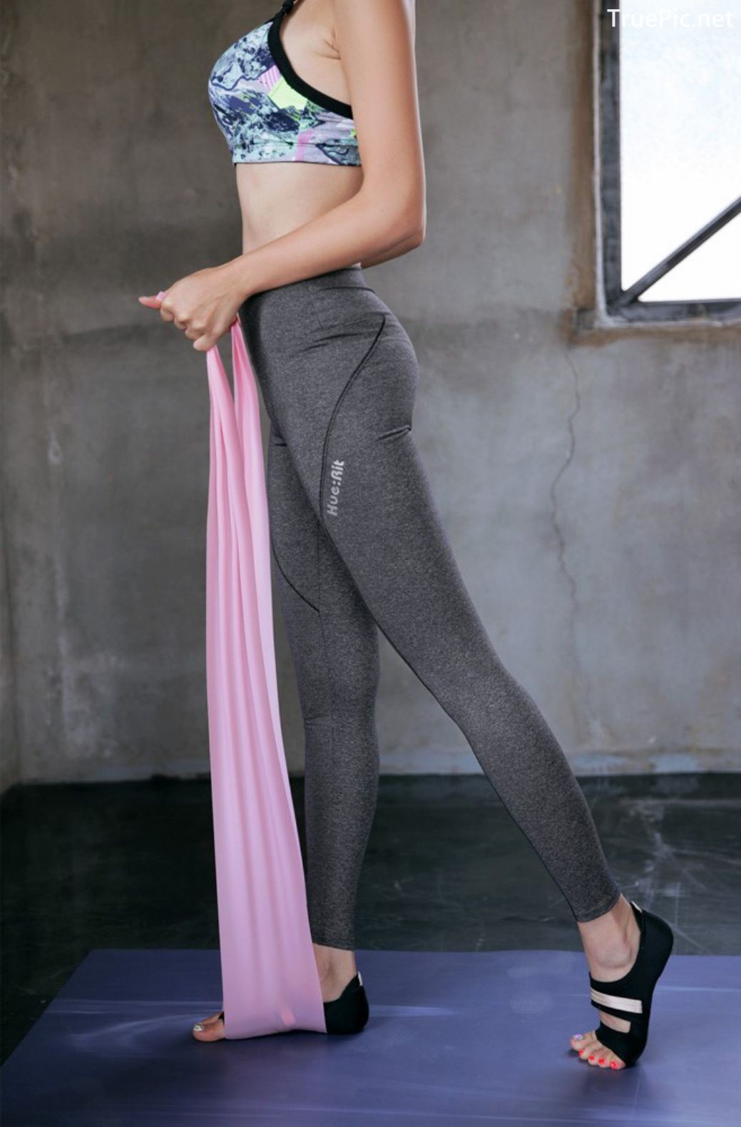 Image-Korean-Fashion-Model-Jin-Hee-Fitness-Set-Photoshoot-Collection-TruePic.net- Picture-3