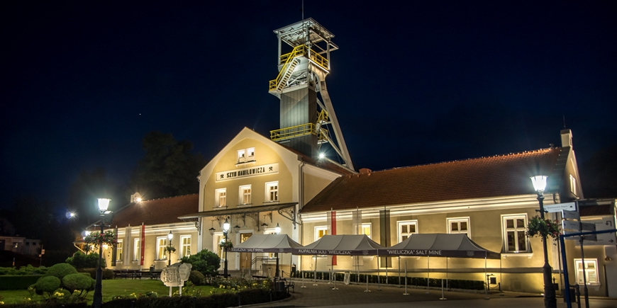 kopalnia soli w Wieliczce