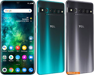 TCL 10 Pro Price in India