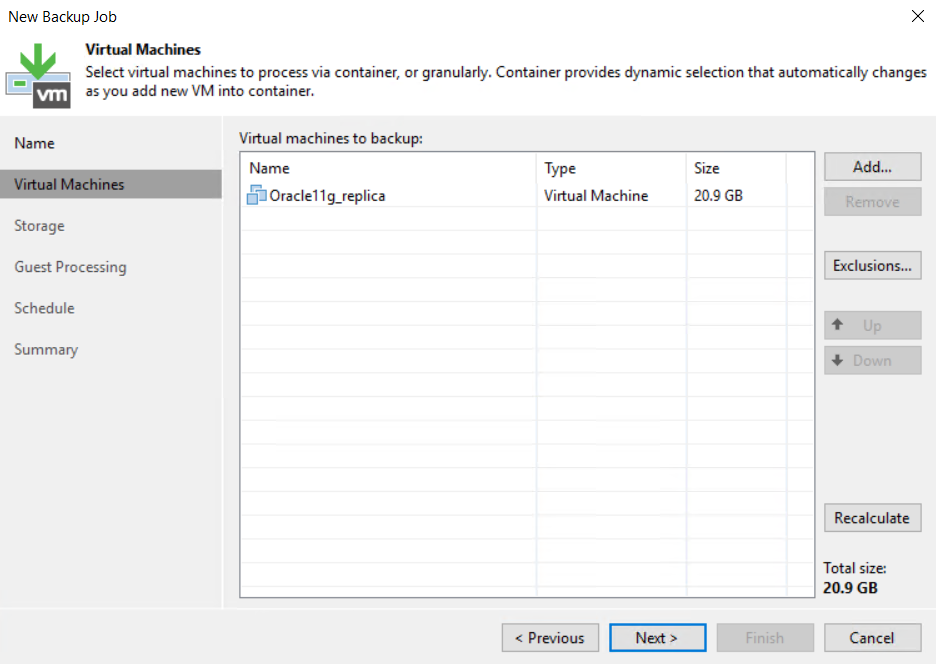 HYPER-V,SYSTEM CENTER AND AZURE: Backup VM Replica Using Veeam