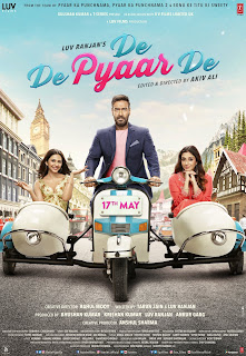 De De Pyaar De 2019 Download 1080p WEBRip
