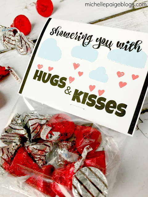 michelle paige blogs: Showering You with Kisses Valentine ...