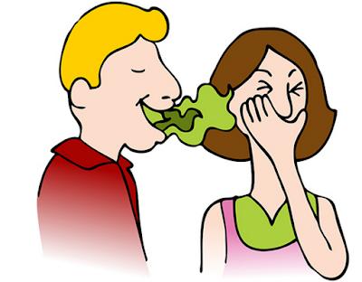 मुंह से दुर्गन्ध बदबू का कारगर इलाज ,The effective treatment of mouth deodorant मुंह से दुर्गन्ध का कारगर इलाज ,The effective treatment of mouth deodorant,मुह की बदबू - Desi Treatment for Mouth Odor-Desi Treatment for Mouth Odor-मुँह की दुर्गन्ध दूर करने के उपाय-मुँह की दुर्गन्ध का इलाज-मुंह की बदबू-सांसों की बदबू-मुह की बदबू का इलाज-मुंह से बदबू आना-बदबू in english-दांतो का पीलापनकब्ज भी मुंह की दुर्गंध का कारण हो सकती है. इसके अलावा दांतों की सड़न, पायरिया या फिर दांतों और मसूड़ों की किसी बीमारी के चलते भी मुंह से बदबू आ सकती है. किसी भी उपाय को करने से पहले ये सबसे जरूरी है कि आप अपने दांतों को दिन में दो बार अच्छी तरह ब्रश करके साफ करे. टंग क्लीनर से जीभ को साफ करना भी जरूरी है.  मुंह की दुर्गंध मुंह से बदबू आने का कारण सांसों की बदबू पेट की बदब सांस की दुर्गंध बदबू आती रहती मुंह से बदबू आने के कारण और उपाय मुख की दुर्गन्ध दूर करने का उपाय
