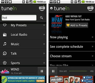 Tunein Radio Pro Apk Premium Version Free Download For Android Cracked