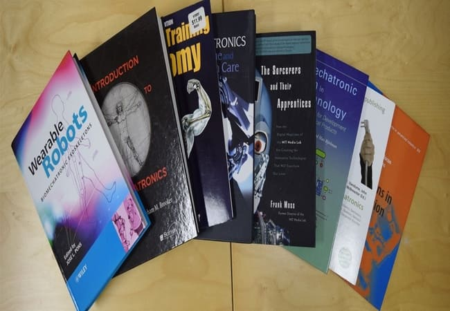 What Are The Best Books For Robotics?
