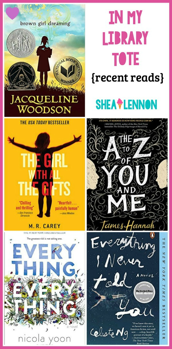 Looking for something to read? Here are a few I read in June--click through to read my reviews and see if any sound good to you.
