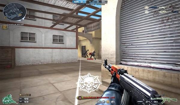 تحميل لعبة crossfire للكمبيوتر