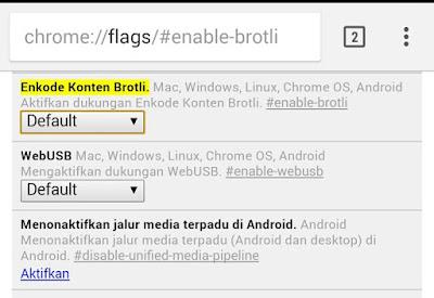 Fitur Keren Google Chrome Android