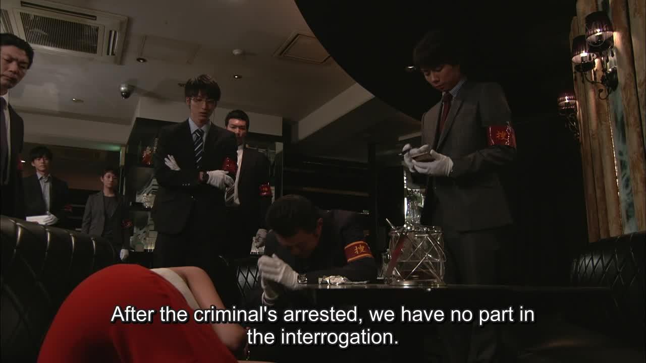 Siren japanese drama episode 1 : Film festival program