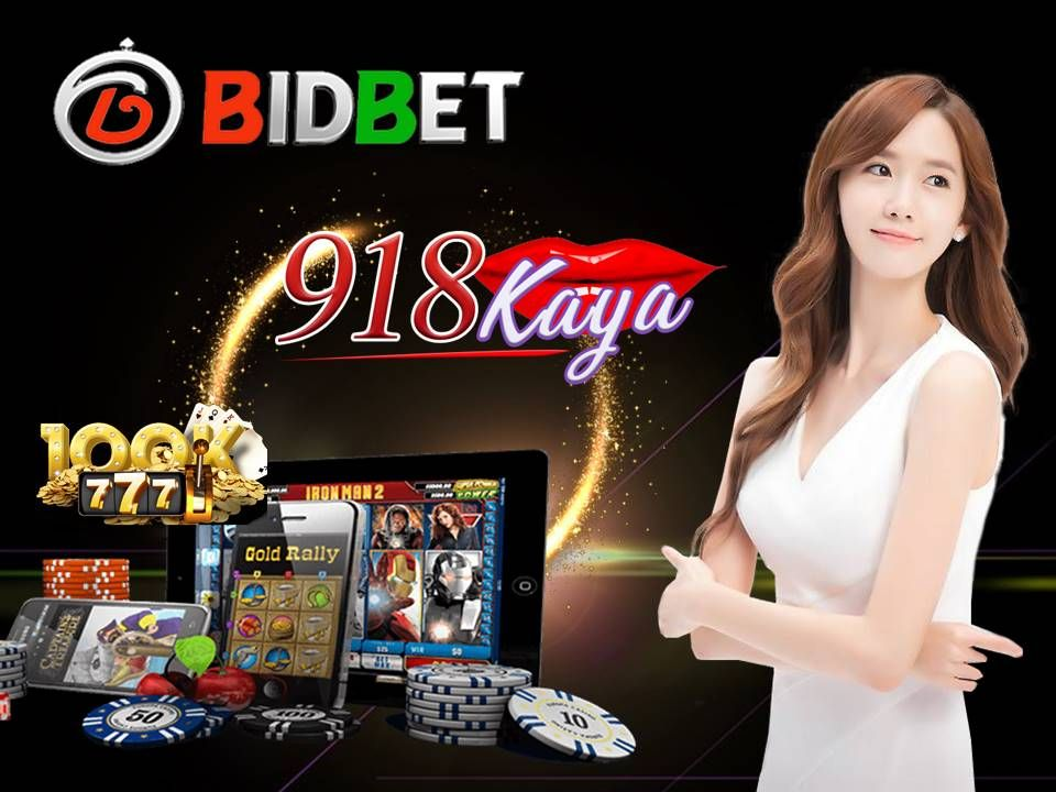 Bidbet Online Casino 918kaya On Bidbet Online Casino Singapore