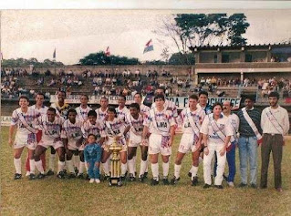 Friburguense AC Campeão Estadual da 2ª Divisão de 1997