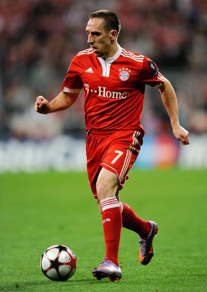 Fc Bayern Franck Ribery
