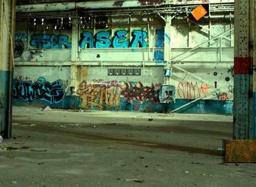Abandoned Budd Manufactur…