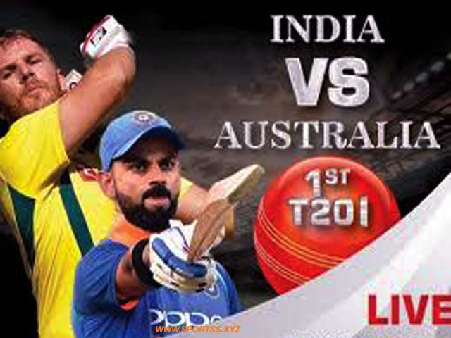 INDIA vs AUSTRALIA, first T20: Republic of India|Bharat|Asian country|Asian nation} beat India by four runs to win