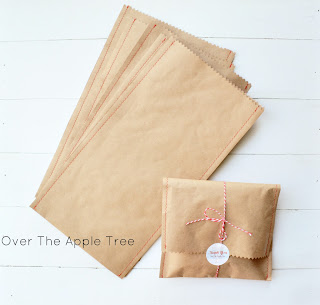 Etsy Product Packaging, Over The Apple Tree