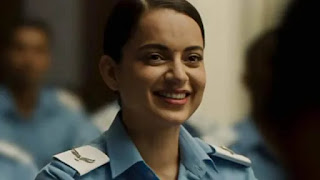 kangana-ranaut-upcoming-movie-tejas-look-release-on-her-birthday