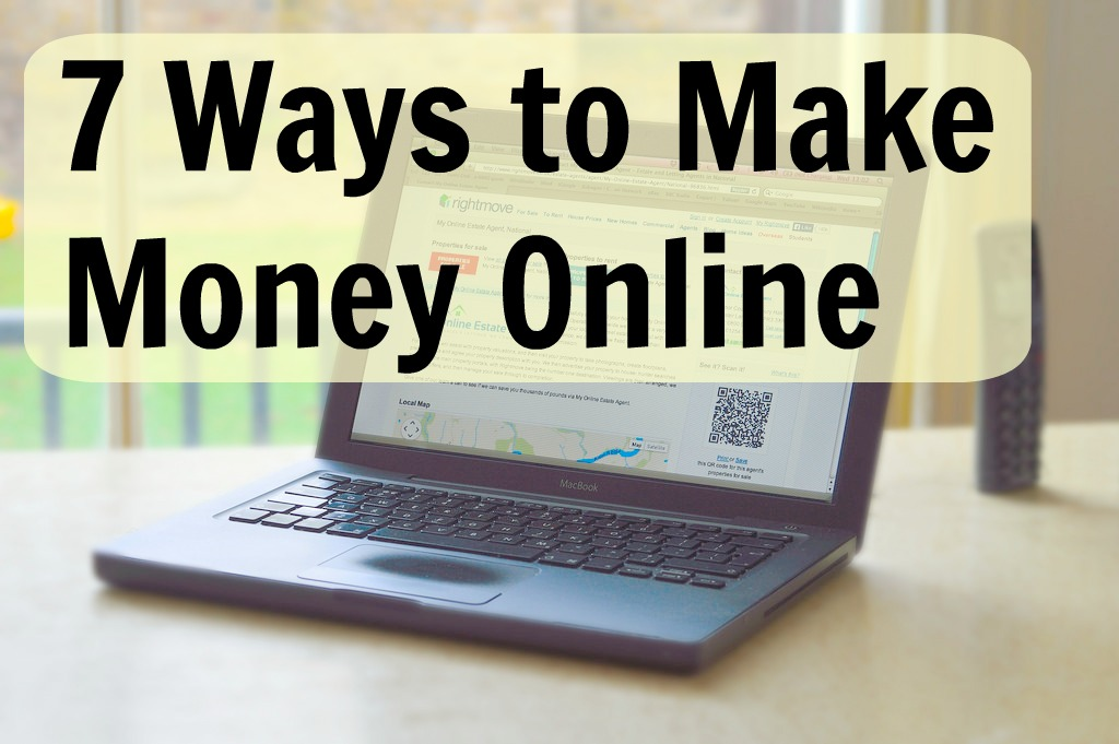 Top 7 Simple Steps To Make Money Offline - At Home - How To