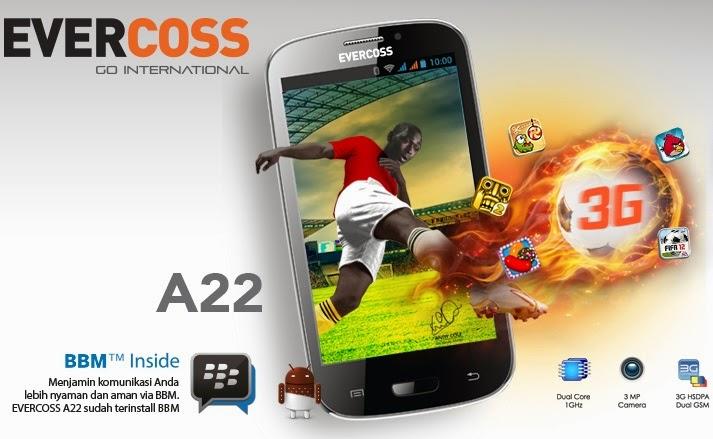 Evercoss A22