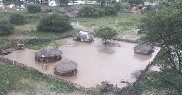 Heavy Rains Kills 117 People In Zimbabwe on houses in ethopia