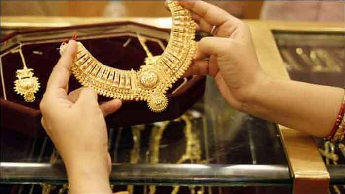 Thiruvananthapuram, News, Kerala, Top-Headlines, Business, Gold, Price, Gold prices fall again in Kerala; 35,320 per sovereign