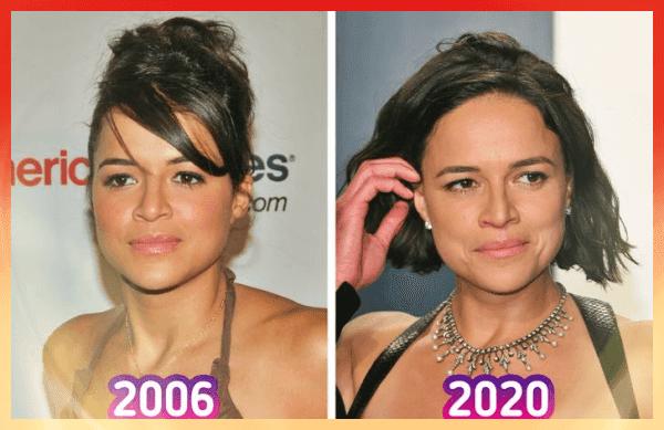 Michelle Rodriguez Eski Hâli ve Son Hâli