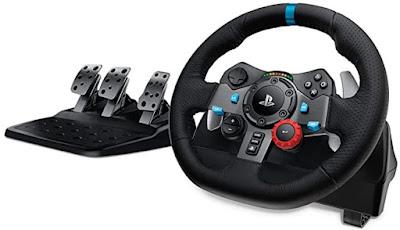 Logitech G29 Driving