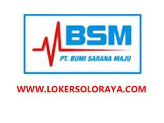 Lowongan Kerja Solo dan Jogja Bulan Mei 2021 di BSM Grup