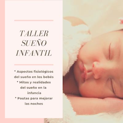 Taller sueño infantil