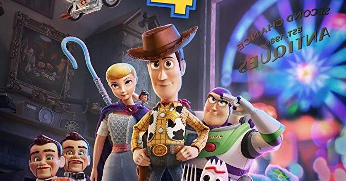 Toy Story 4 (2019) Bluray - Kawan Movies - Nonton ...