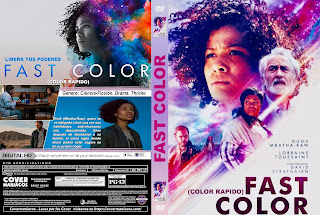 FAST COLOR – COLOR RAPIDO 2019 [COVER – DVD]
