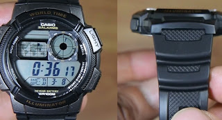Jam Macho Casio