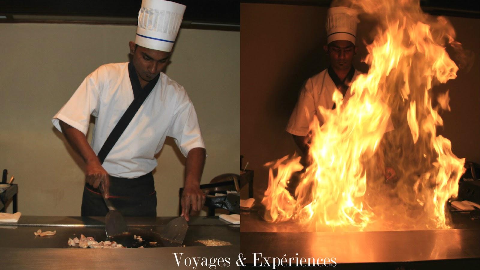 Voyages et exp riences maurice sakura evasion japonaise - Ustensile cuisine japonaise ...