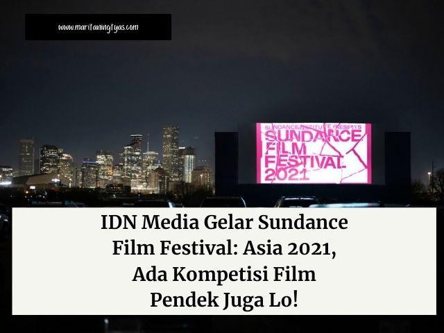 Short film competition Sundance Film Festival: Asia 2021