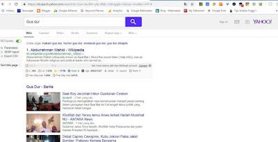 Hasil Pencarian Yahoo