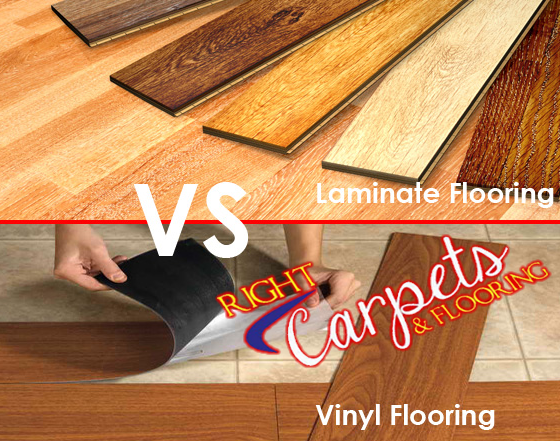 Both Flooring Materials Laminate A Quality Extent From Fundamental To Premium Decides Feel Siness Elishment Components And Valuing