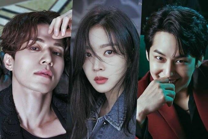 Drama Korea Tale of The Nine - Tailed Full Episode
