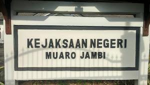 Kastel Kejari Muarojambi:Tegaskan tidak ada permintaan proyek