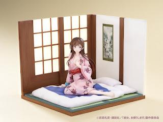 Rent-A-Girlfriend – Mizuhara Chizuru Yukata Ver. PVC, BeBox