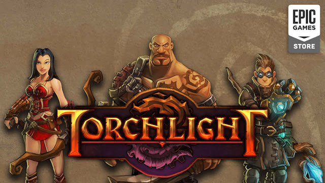 Game RPG Gratis Torchlight dari Epic Games Store! — Berlaku Sampai 18 Juli!
