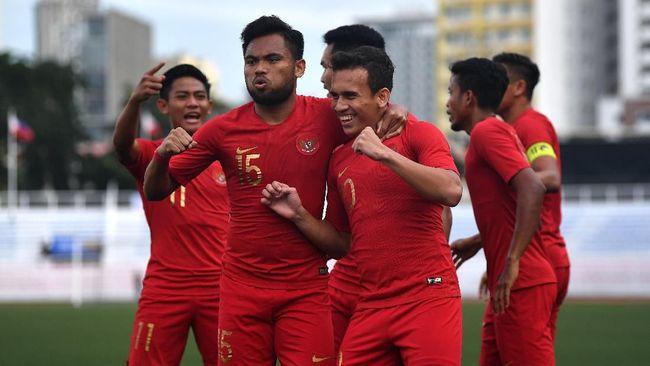 Di Sea Games Indonesia Lebih Unggul Dari Thailand Di Babak 1
