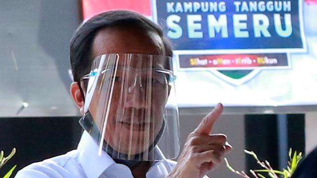 Jokowi: Jangan Lagi Beli APD Hingga Masker dari Luar Negeri