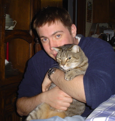 Celebrate National Hug Your Cat Day on May 30th. Or June 4th. Or both. Your cat will appreciate it!