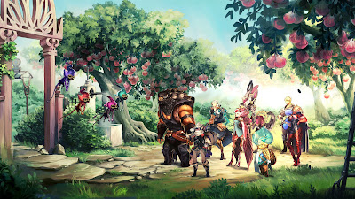Astria Ascending Game Screenshot 3