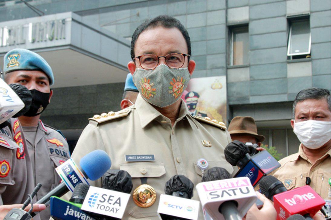 Kasus Covid Naik, Ini Imbauan Anies Untuk Warga Jakarta