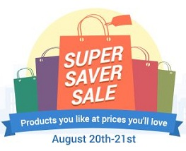 Flipkart Super Saver Sale: Upto 60% Off on Appliances | Upto Rs.10000 Off on Mobile Phones | Upto 70% Off on Electronic Accessories & more