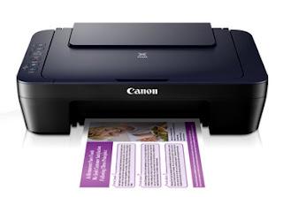 Printer Canon PIXMA E464 Driver Download