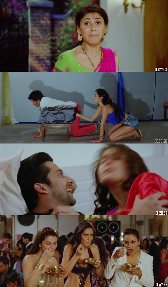 Grand Masti 2013 Hindi 720p 480p pDVDRip x264 Full Movie